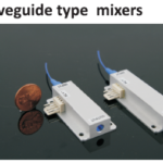 Waveguide type mixers